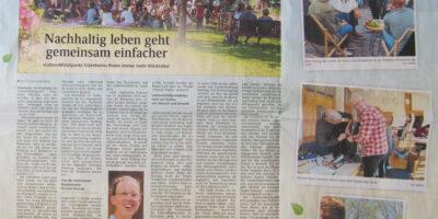 Artikel in der Schwarzwälder Bote
